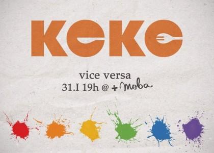 KEKS - vice versa